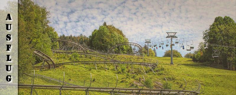Hasenhorn Rodelbahn bei Todtnau