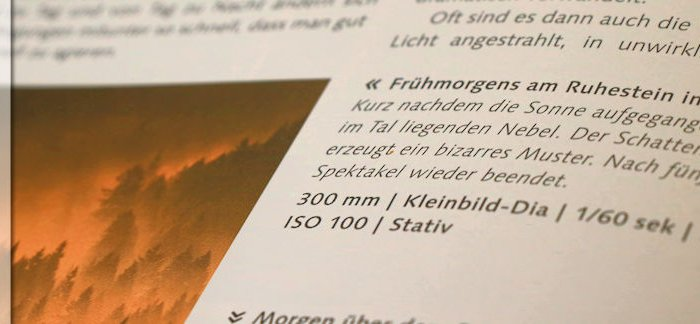 Buchtipp Naturfotografie von Hans-Peter Schaub