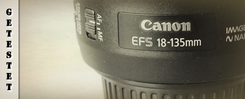Canon 18-135 IS USM im Test