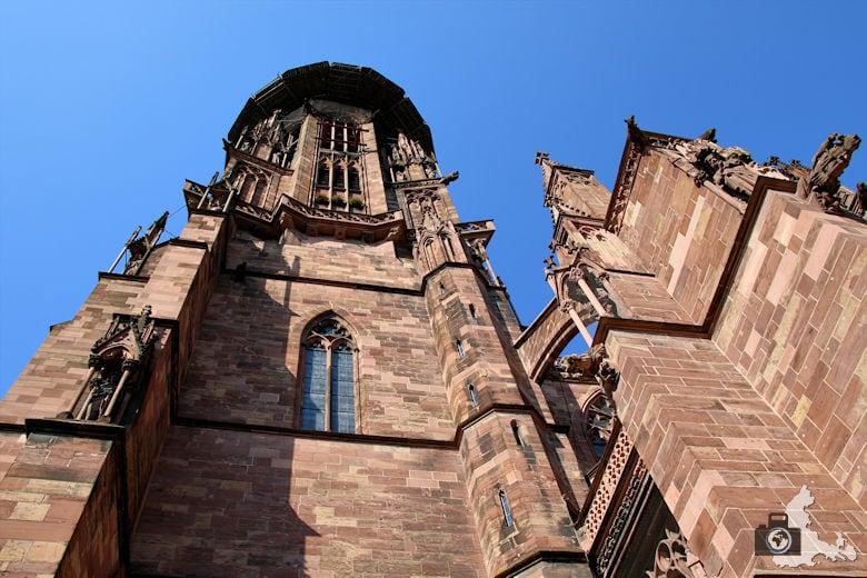 Impressionen aus Freiburg mit dem Canon 18-135 IS USM