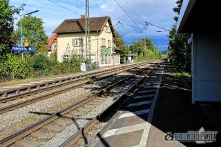 Canon EOS 1300D Beispielbild - Bahnhof St. Georgen