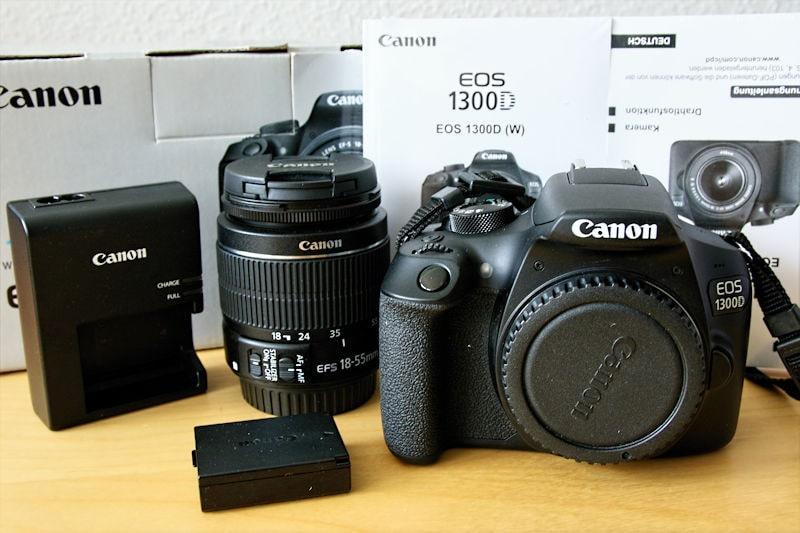 Canon eos 1300d u2013 einsteigerkamera erkunde die welt