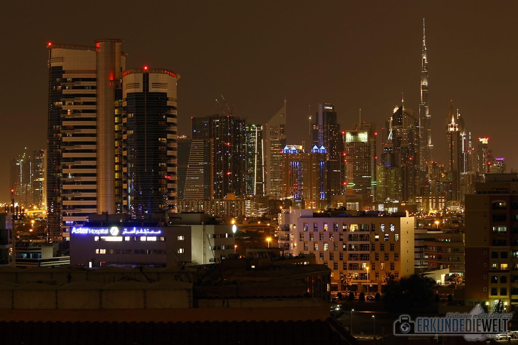 BEARBEITET Dubai I