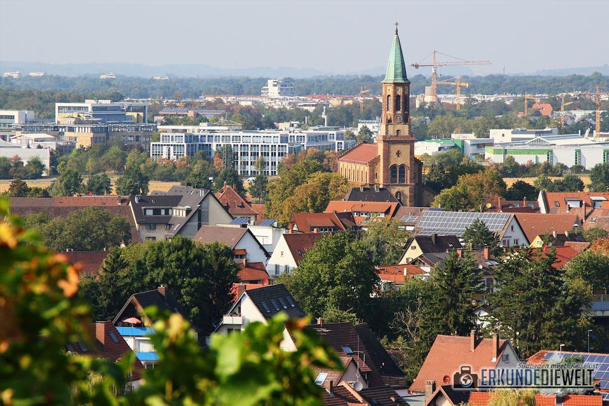 Herbst Bilder aus Freiburg St. Georgen im September 2016