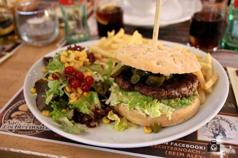Jalapeno Burger Echternach Luxemburg
