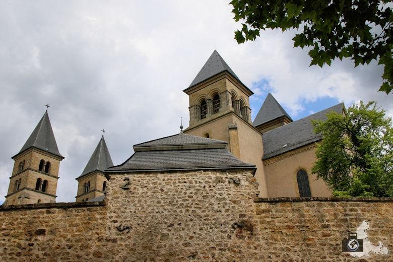 Kloster in Echternach, Luxemburg