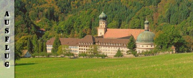 Wanderung Kloster St. Trudpert Münstertal
