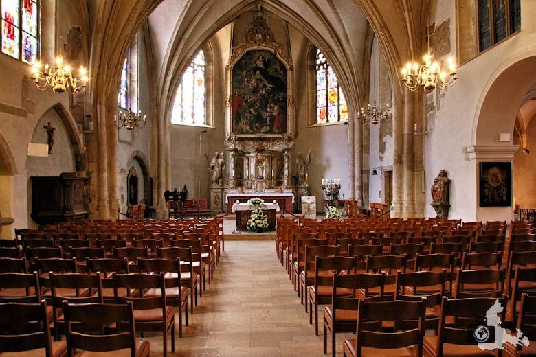 Luxemburg Église Saint-Michel