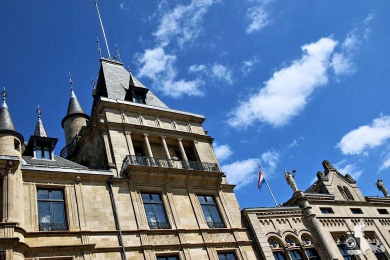 Luxemburg Grossherzoglicher Palast