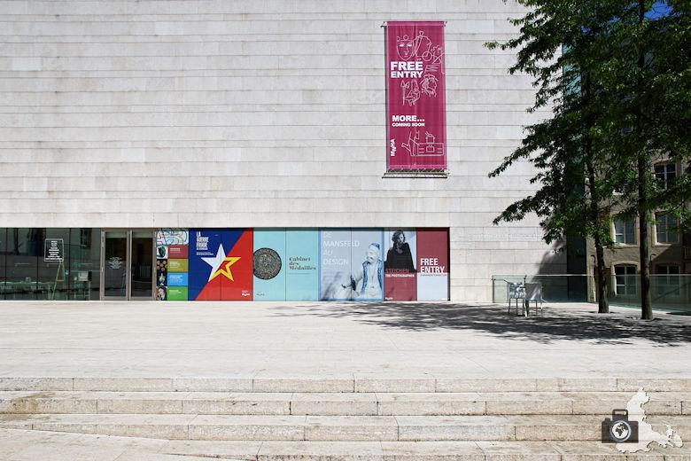 MNHA - Musée National d'Histoire et d'Art