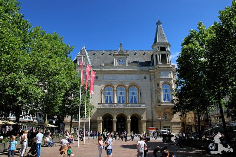 Luxemburg Place d'Armes