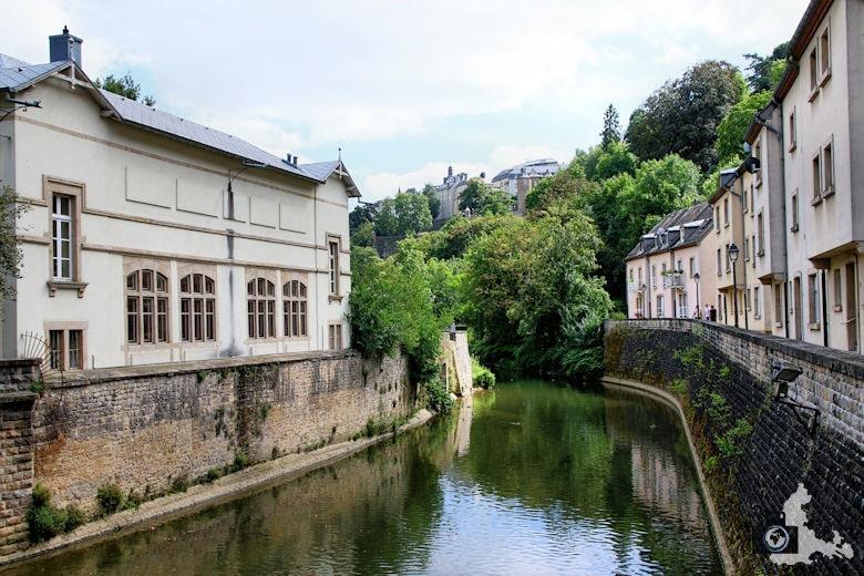 Luxemburg Unterstadt Pfaffenthal