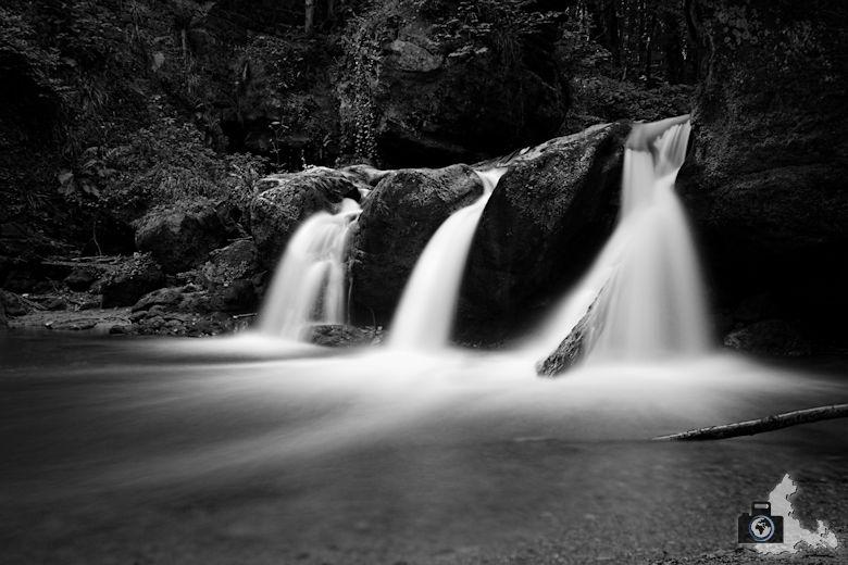 FotoJuwel - Schiessentümpel Wasserfall im Mullerthal, Luxemburg