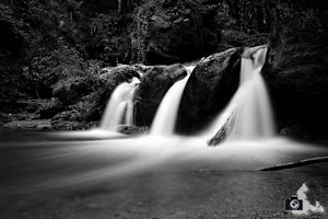 FotoJuwel - Schiessentümpel Wasserfall im Mullerthal