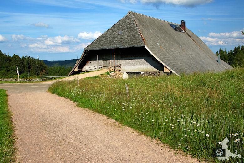 Uhrwaldpfad Rohrhardsberg Schänzlehof