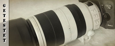 Canon 100-400 L IS II USM im Test