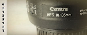 Canon 18 - 135 IS USM