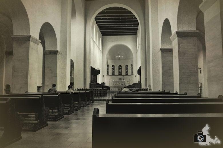 Clervaux Abtei Saint Maurice