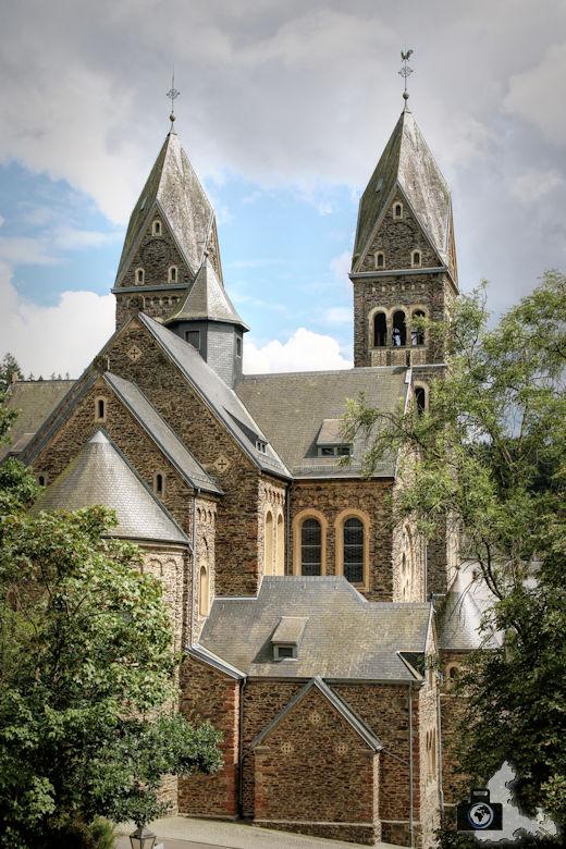 Clervaux Pfarrkirche