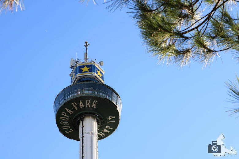Euro Tower im Europa-Park