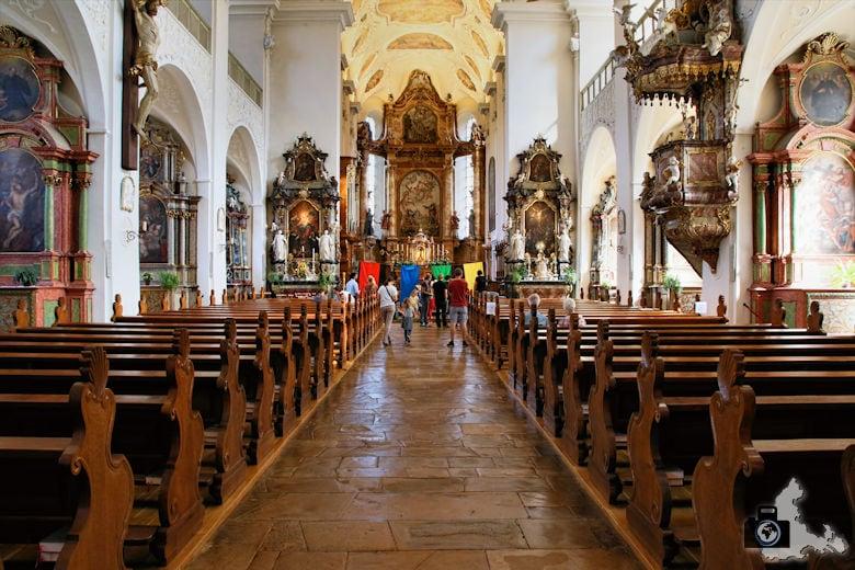 Kloster St. Trudpert im Münstertal