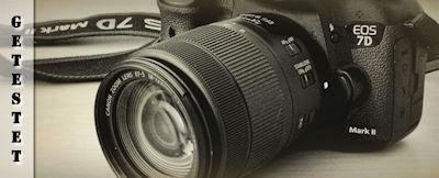 Canon EOS 7D Mark II im Test