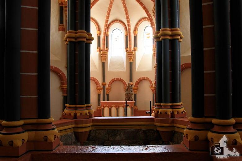 Schloss Vianden Kapelle