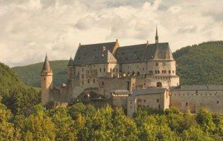 Schloss Vianden Reisebericht
