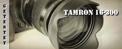 Tamron 16-300 Di II VC PZD Macro