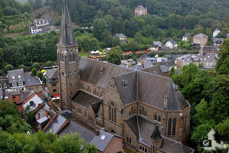 La Roche-en-Ardenne - Kirche
