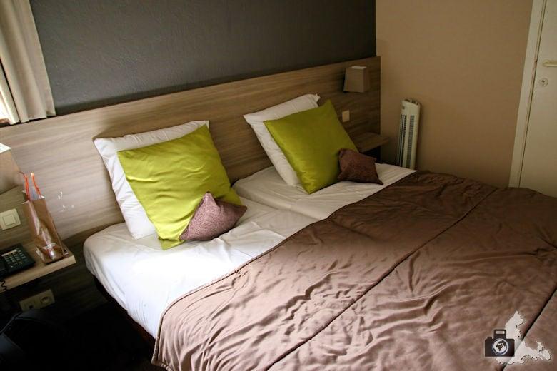 Hotel Maraboe in Brügge in Belgien