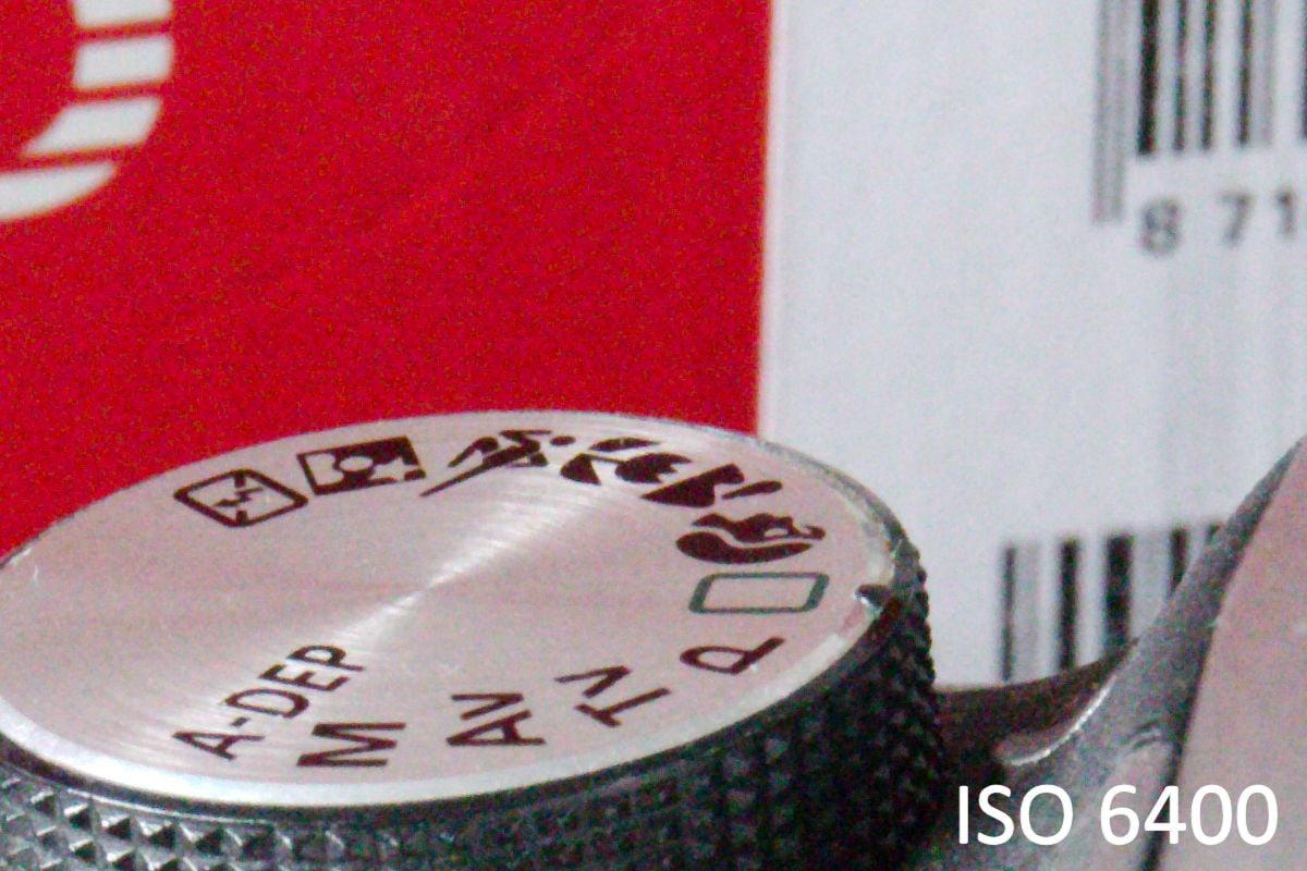ISO 6400 mit der Canon EOS 760D