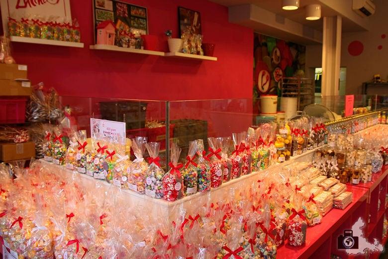Confiserie Zucchero in Brügge