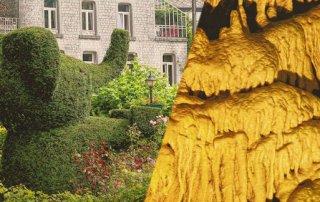 Reisebericht BeNeLux - Durbuy und Grotten von Hotton