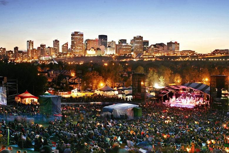 Sehenswürdigkeiten in Edmonton - Festivals