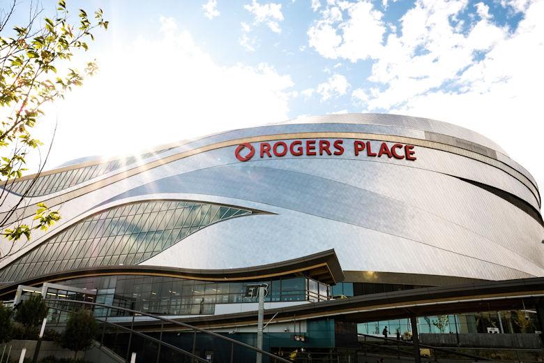 Sehenswürdigkeiten in Edmonton - Rogers Place