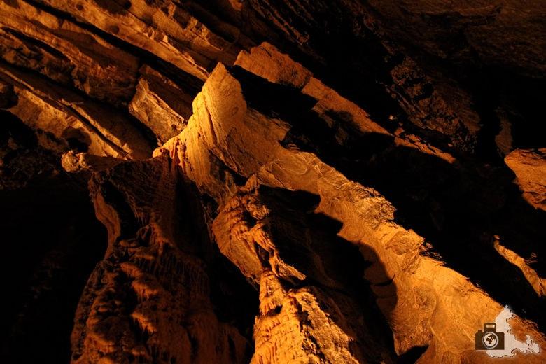 Grottes de Hotton in den Ardennen