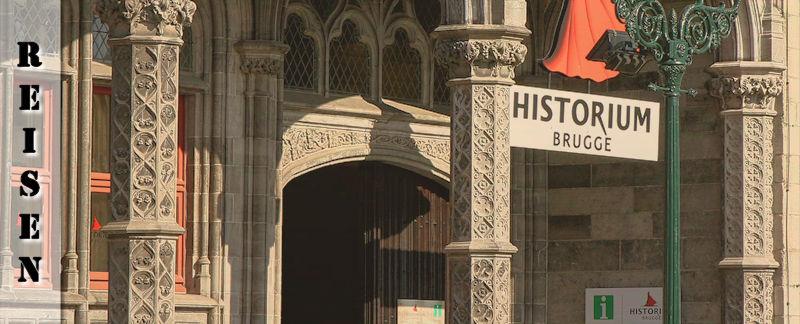 Reisebericht BeNeLux Schloss Modave Historium Brugge