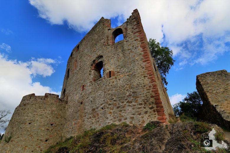 Kastelburg Ruine bei Waldkirch