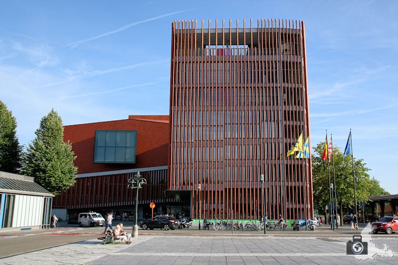 Konzertgebäude Brügge in Belgien