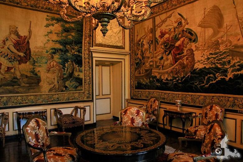 Schloss Modave in Belgien