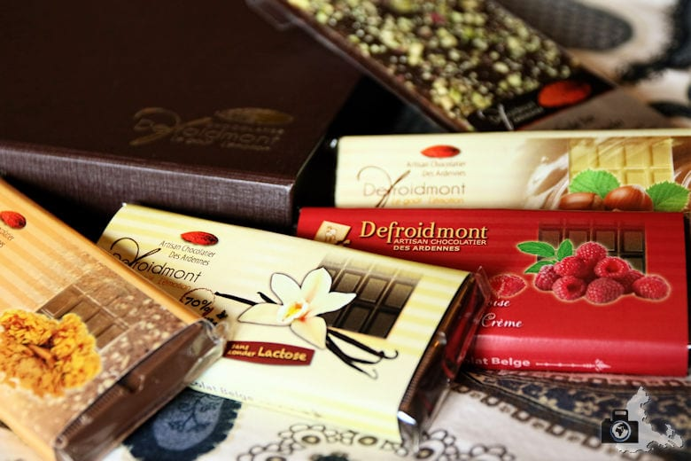 Schokolade Defroidmont
