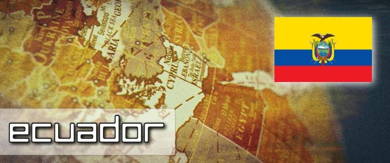 Steckbrief Ecuador
