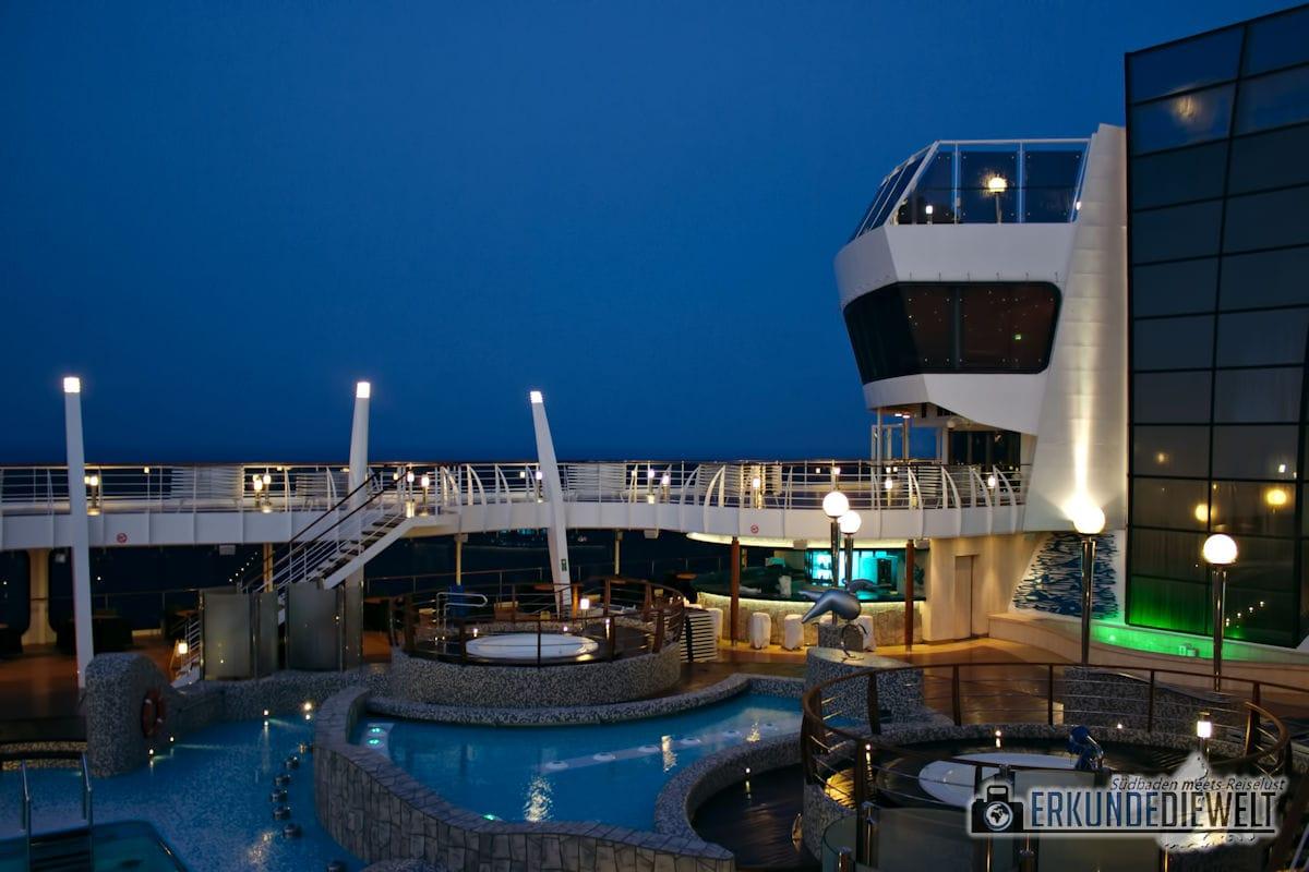 Mittelmeer Kreuzfahrt - MSC Splendida