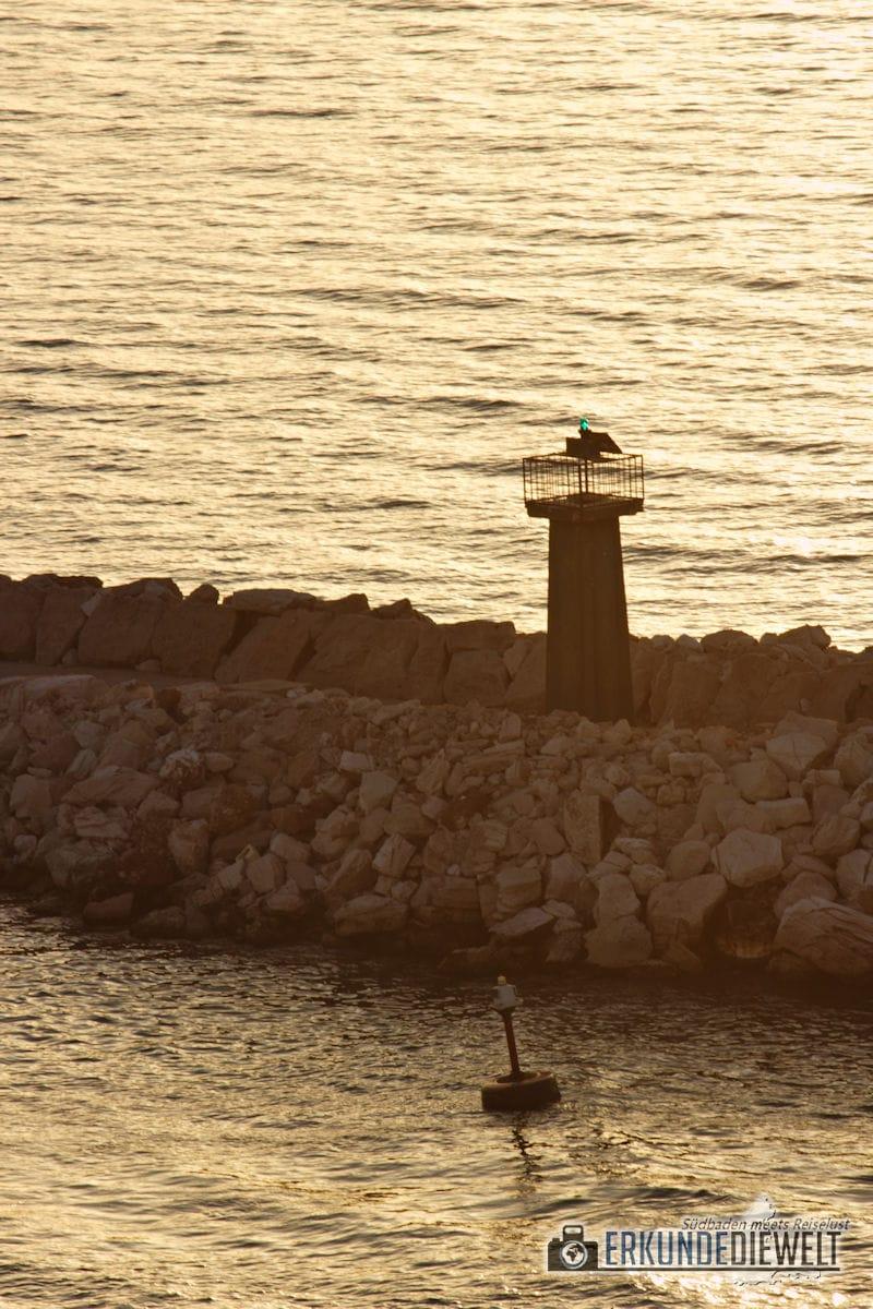 Mittelmeer Kreuzfahrt - Boje