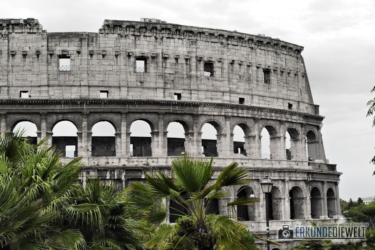 Mittelmeer Kreuzfahrt - Rom Kolloseum