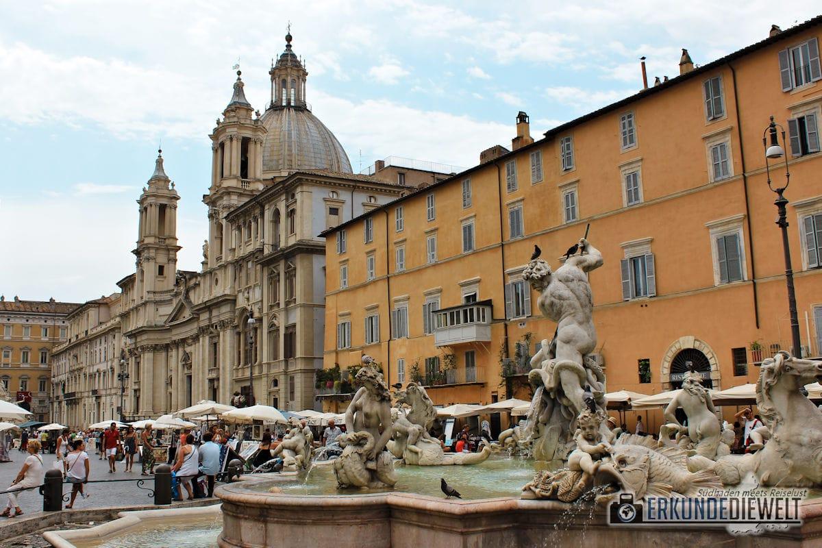 Mittelmeer Kreuzfahrt - Rom
