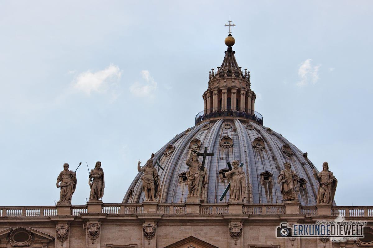 Mittelmeer Kreuzfahrt - Rom Vatikan