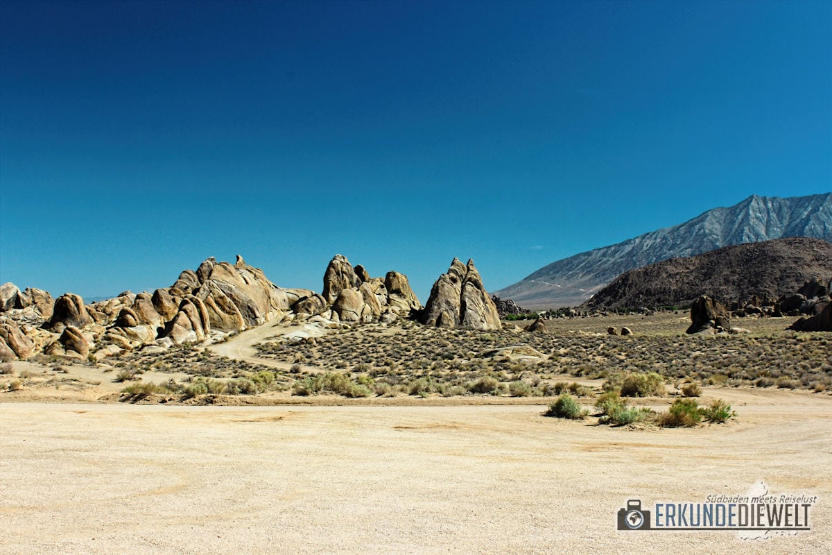 Alabama Hills, Kalifornien, USA