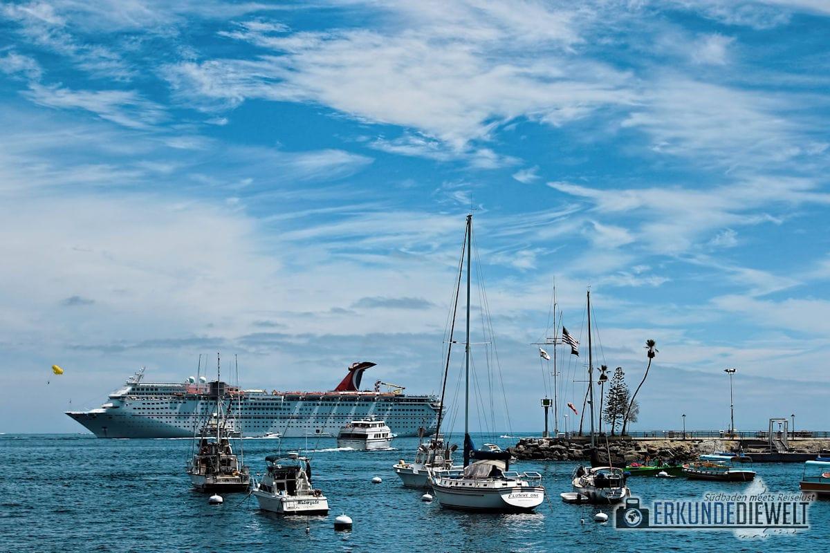 Santa Catalina Island, Kalifornien, USA